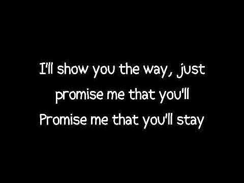 If You Stay - Joseph Vincent (Lyrics on Screen)