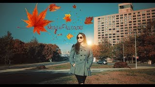 Film Look: Canon 5D mark IV - Nicole in Fall Colors - shot with Canon Log