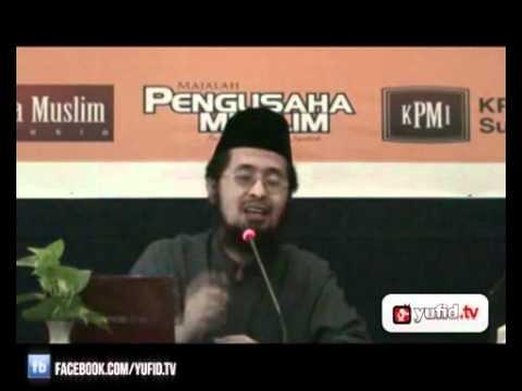 Seminar Ekonomi Islam - Alternatif Permodalan Dalam Islam (#1) - Dr. Muhammad Arifin Badri