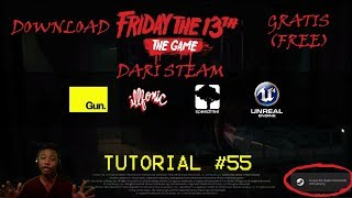 Cara Download Dan Install Game Friday The 13th Game Free #Tutorial 55
