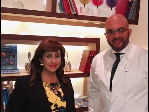مفاهيم مغلوطة في طب تجميل الاسنان مع الدكتور باسم السواح  من برنامج #دايت_رايت #فوودد