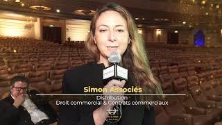 Palmarès du Droit 2021 - Simon Associés - Distribution - Droit commercial