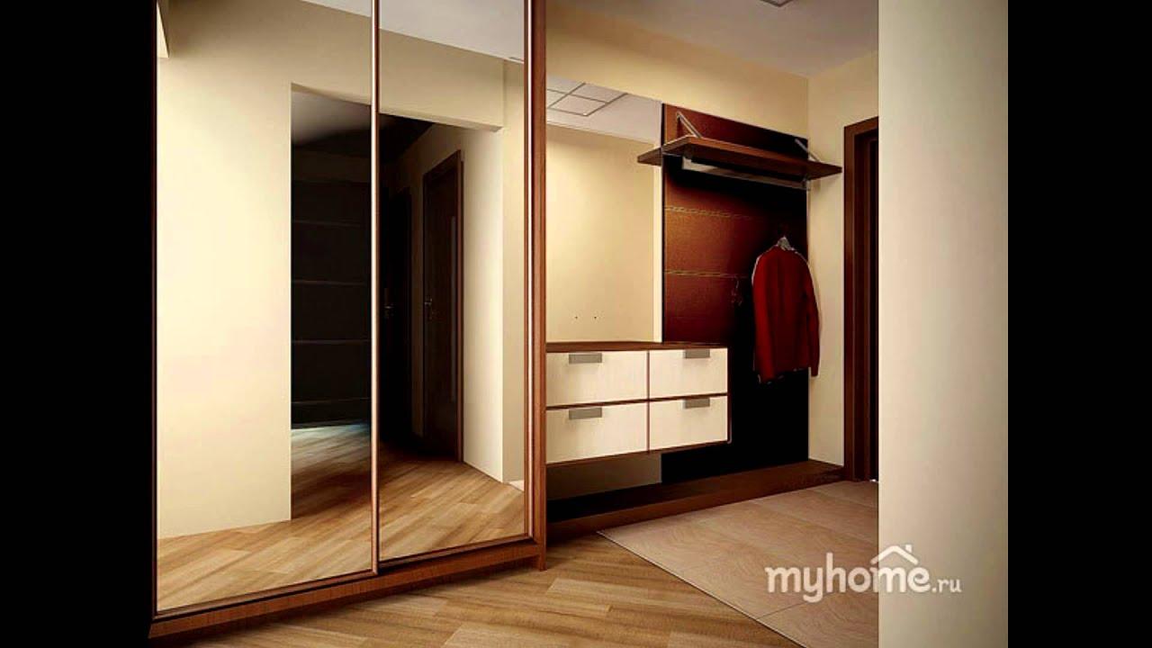 Шкафы купе глубиной 40 см в прихожую - фото внутри, наполнен.