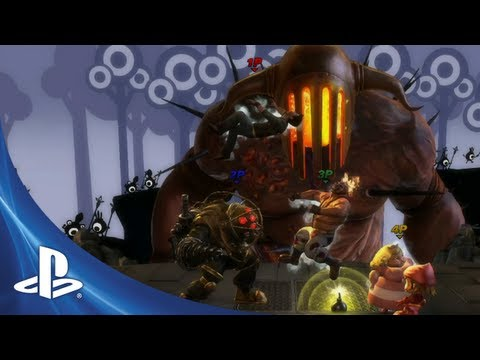 PlayStation® All-Stars Battle Royale E3 Trailer