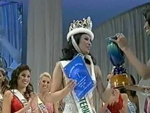 Precious Lara Quigaman, Philippines - Miss International 2005 (Highlights)