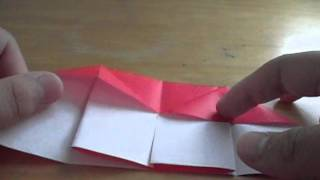 How To Make A Simple And Easy Origami Piano!!!!!!!