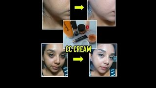 Tutorial Crea tu Propia CC CREAM!!!        Angelissima