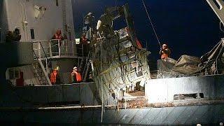 Crash d'un avion russe en mer Noire : la 2ème boîte noire retrouvée