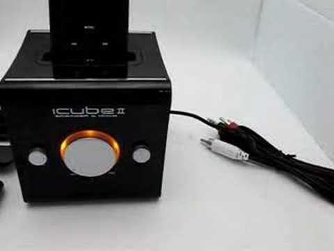 Yugster.com Daily Deal Boynq Speaker Cube
