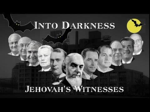 Into Darkness - Jehovah's witnesses history - Scans provided
