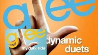 Watch Glee Cast My Dark Side video