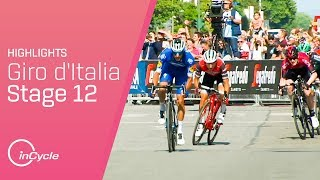 Giro d'Italia 2019 | Stage 12 Highlights | inCycle