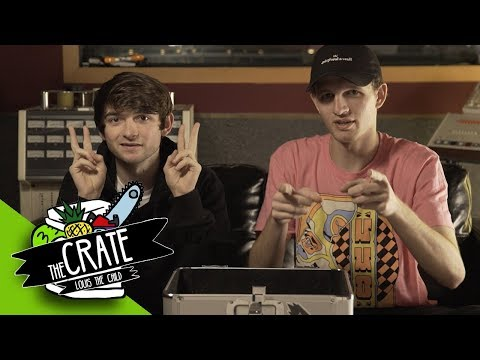 Louis The Child Makes A Beat On The Spot | The Crate