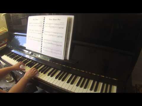 Bozo's Boogie by Llewellyn ANZCA Modern Piano Preliminary Series 1