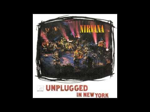 Nirvana - All Apologies Unplugged Lyrics