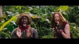 JUMANJI: WELCOME TO THE JUNGLE | Virallinen traileri | Elokuvateattereissa 22.12.2017