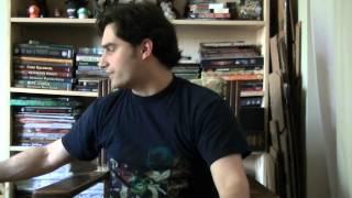 Bruno's RPG Talk episode 3  - Thank You, Jack Vance