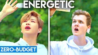 Download Lagu K-POP WITH ZERO BUDGET! (Wanna One - Energetic) Gratis STAFABAND