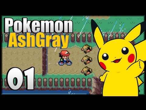 Pokémon Ash Gray - Episode 1 video