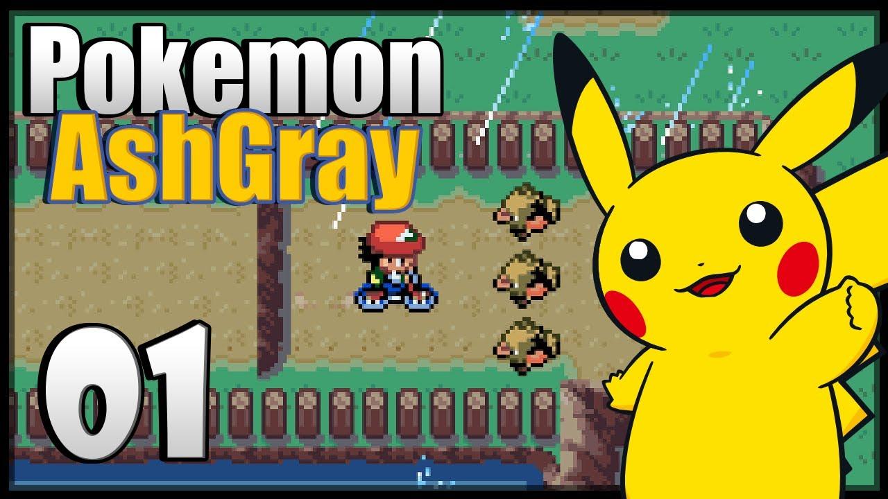 Download Pokemon Ash Gray Roms Gba Gameboy Advance
