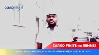 ZARKO FINITE en direct à CONGORENNES.COM
