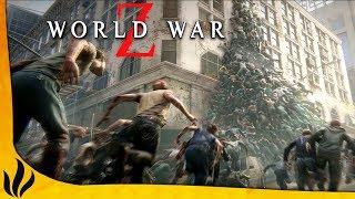 ON DOIT SURVIVRE À DES HORDES DE ZOMBIES IMMENSES ! (World War Z #1)