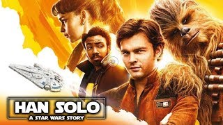 New Han Solo Movie - First Official Artwork and Trailer Details Revealed!
