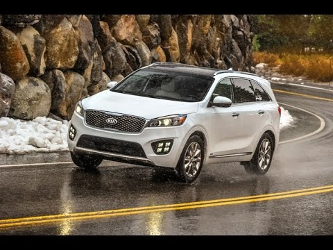 2016 Kia Sorento Review, Ratings, Specs, Prices, and ...