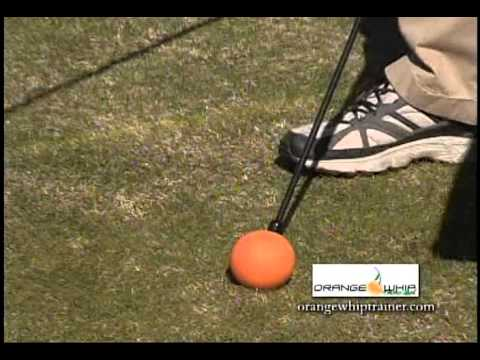 Orange Whip Trainer, 2010 PGA Show