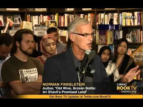 Norman Finkelstein: Myths about Gaza Rockets and Tunnels