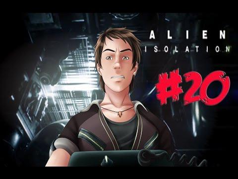 Alien: Isolation (Parte 20) - Destruyendo el Nido de los Aliens :O! - en Español by Xoda