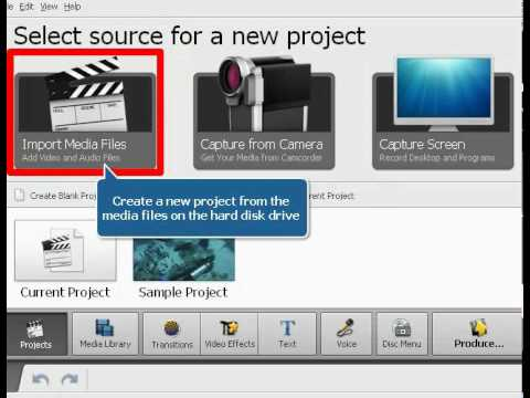 How to start working with AVS Video Editor?