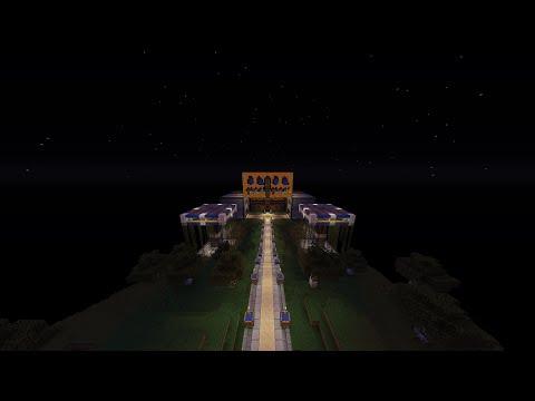 Minecraft PvP - Project Ares Ep14, Despedida Halloweenesca