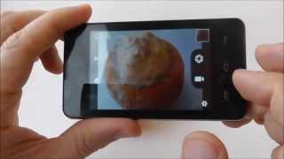 Prestigio MultiPhone 3350 Duo - сверхбюджетный смартфон - видео обзор