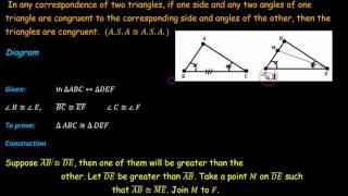 Theorem 10.1.1 - 9 Class (SSC 1) Math Notes + Video Lectures