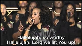 """Hallelujah You're Worthy"" Judith McAllister & Women's Day Choir"
