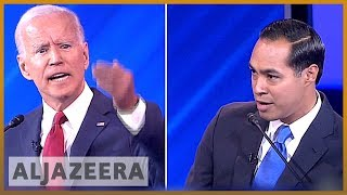 US Democratic Debate: Battle over key Midwest states