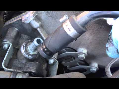 DIY BMW Timing Cover Gaskets N62 engine