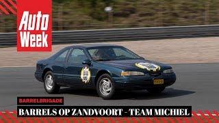 Barrels op Zandvoort - Team Michiel - English subtitles