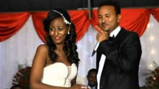 Husband Surprises wife with Teddy Afro's Aydenegetem Song on His Wedding