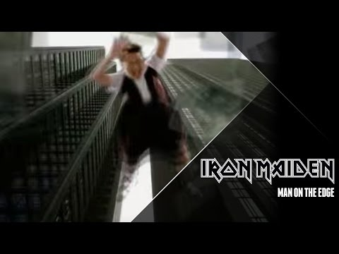 Iron Maiden - Man On The Edge