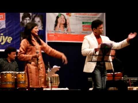 Alok & Saumya Verma  (Gore rang pe na itna)