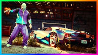 GTA 5 DLC NEW Death Race & Death Stunt Gamemodes Found In Files Likely Arriving In Cunning Stunts!