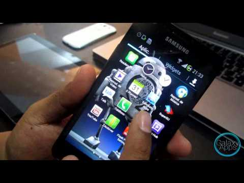[Review] Omega Rom v16 para Galaxy S2 (Español Mx)