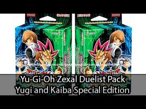 Duelist Pack Yugi Yu-gi-oh Zexal Duelist Pack