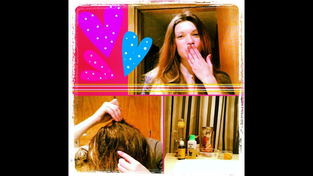 Маски для волос для жирной кожи головы и сухих кончиков