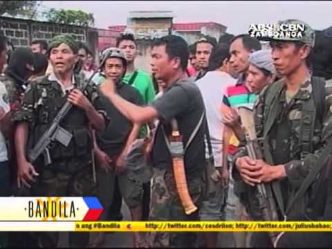 6 Hurt In Mortar Blast In Zamboanga video