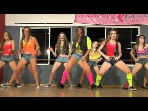 Coreograf ía de Party Rock - LMFAO (Anthem ft. Lauren Bennett  &  GoonRock) / TKM