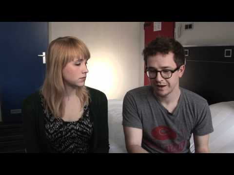 Interview Wye Oak - Jenn Wasner and Andy Stack (part 4)