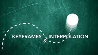 After Effects Tutorial - Keyframes & Interpolation